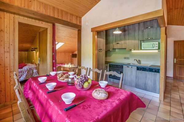 ANDROSACE 3 rooms 6 persons - 1 - Image 1 - Le Grand-Bornand - rentals