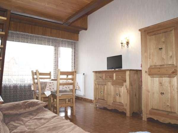 FORCLAZ Studio + mezzanine 4 persons - Image 1 - Le Grand-Bornand - rentals