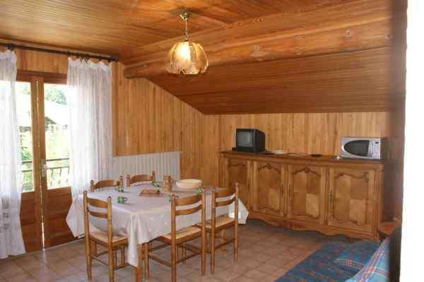TOUVIERE 2 rooms 5 persons - Image 1 - Le Grand-Bornand - rentals