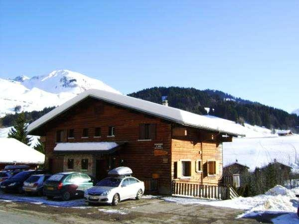 BACHAL 3 rooms + small bedroom 8 persons - Image 1 - Le Grand-Bornand - rentals