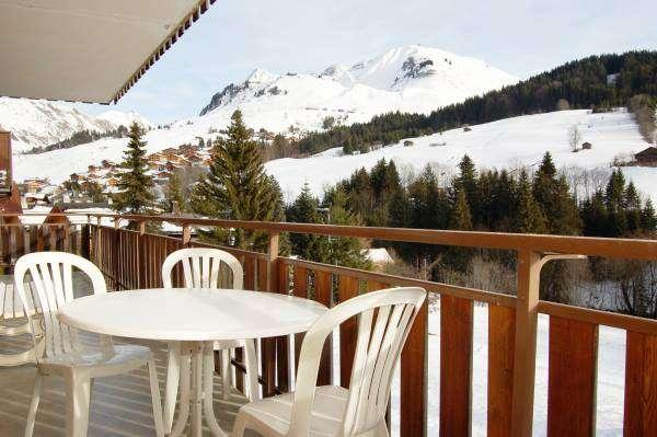 BACHAL 2 rooms 4 persons - Image 1 - Le Grand-Bornand - rentals