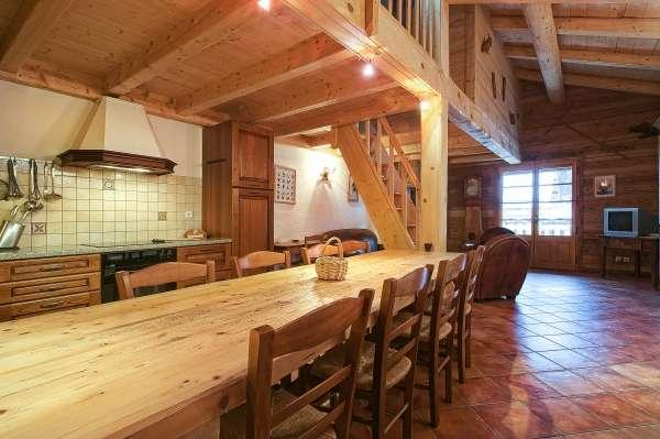 LE BO D ANE 3 bedrooms apartment for 8 people ref. 297/003 4 rooms 8 persons - Image 1 - Le Grand-Bornand - rentals