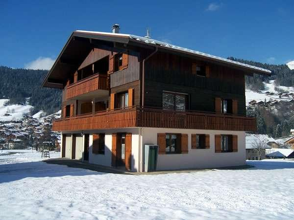 CHARVIN 2 rooms 5 persons - Image 1 - Le Grand-Bornand - rentals