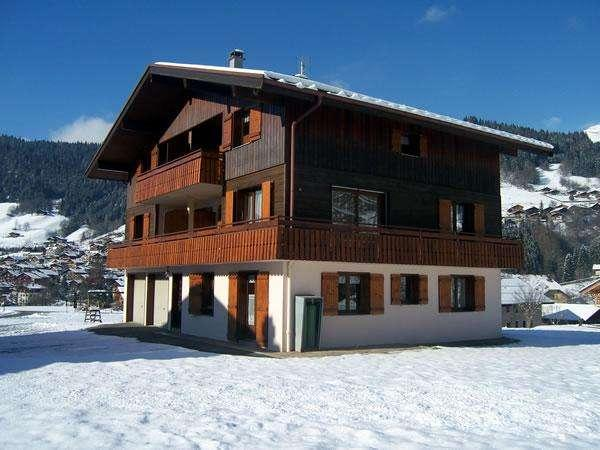CHARVIN 3 rooms 6 persons - 1 - Image 1 - Le Grand-Bornand - rentals