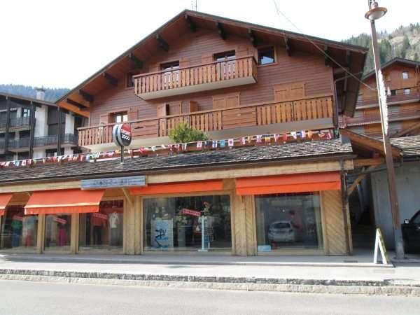 TILLEULS 3 rooms 6 persons - Image 1 - Le Grand-Bornand - rentals
