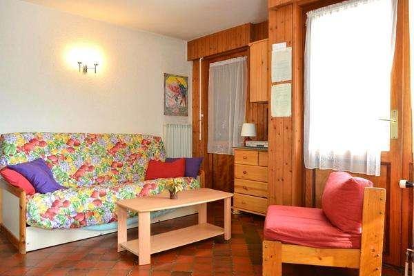 MELEZES Studio + small bedroom 4 persons - Image 1 - Le Grand-Bornand - rentals