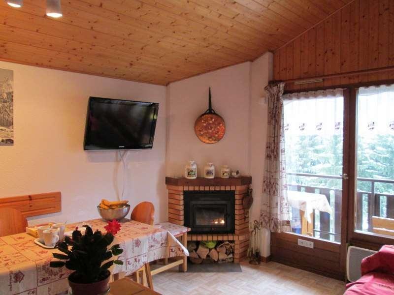 PLEIN SUD D 2 rooms + sleeping corner 4 persons - Image 1 - Le Grand-Bornand - rentals