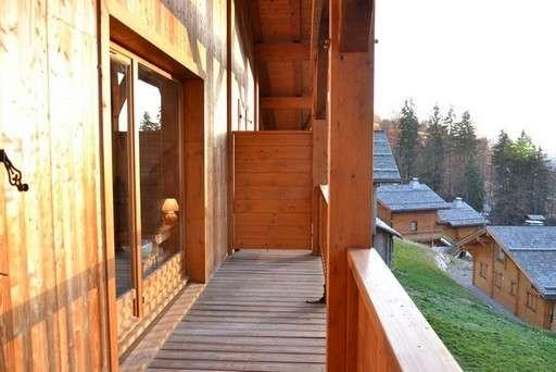 REFUGE DES OUTALAYS B6 3 rooms + mezznanine 6 persons - Image 1 - Le Grand-Bornand - rentals