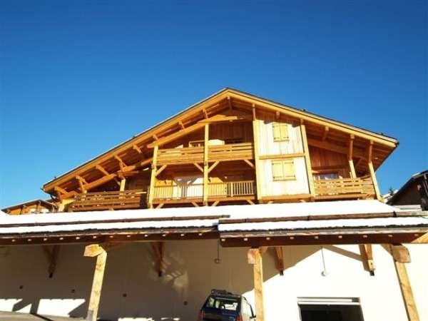 REFUGE DES OUTALAYS E6 4 rooms + mezzanine 6 persons - Image 1 - Le Grand-Bornand - rentals