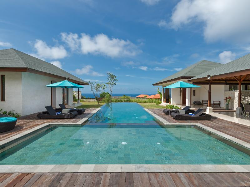 Pandawa Cliff Estate - Villa Marie - Pool view - Villa Marie - an elite haven - Ungasan - rentals