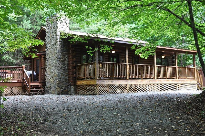 Shady Grove Quiet Mountain Cabin with Easy Access and Fire Pit -- Less than 15 Minutes to Fly Fishing and Harrahs Casino - Image 1 - Whittier - rentals