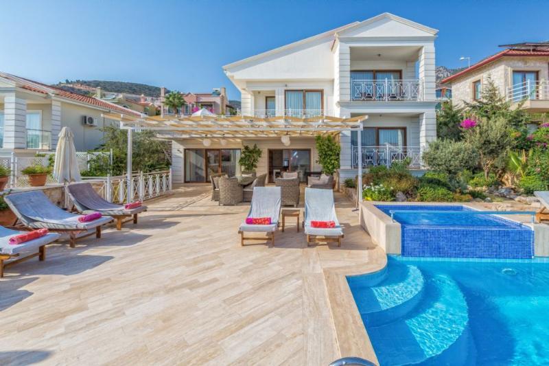 Dalkiran Villa - Image 1 - Kalkan - rentals