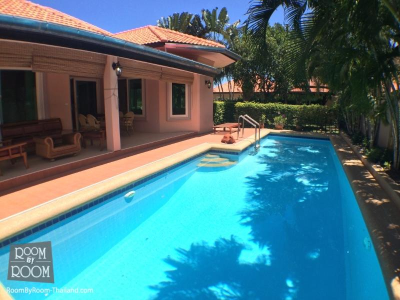 Villas for rent in Hua Hin: V5139 - Image 1 - Hua Hin - rentals