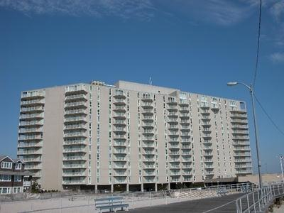 921 Park Place Gardens Plaza Unit 608 112613 - Image 1 - Ocean City - rentals