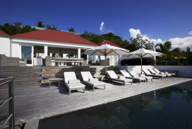Villa Saphire Seas St Barts Rental Villa Saphire Seas - Image 1 - Gustavia - rentals