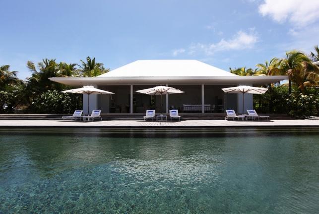 Villa Hill House St Barts Rental Villa Hill House - Image 1 - Gustavia - rentals