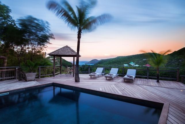 Villa Lama St Barts Rental Villa Lama - Image 1 - Vitet - rentals