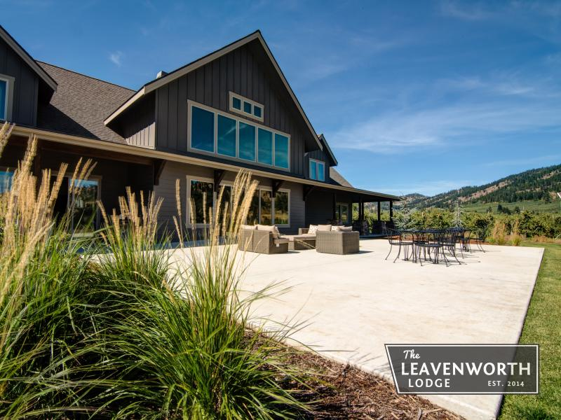 The Leavenworth Lodge - Image 1 - Leavenworth - rentals