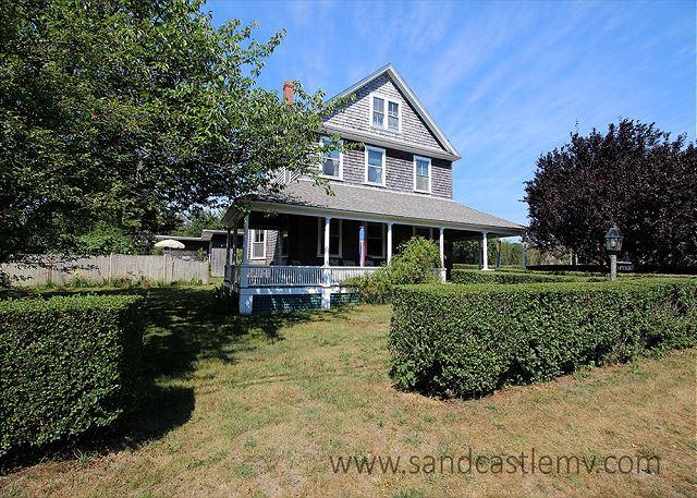 Five Bedroom In-town Edgartown Home - Image 1 - Edgartown - rentals