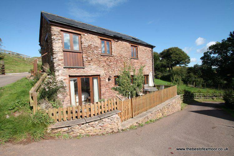 The Granary, Luxborough - Converted barn on a working farm in beautiful Exmoor National Park - Image 1 - Luxborough - rentals