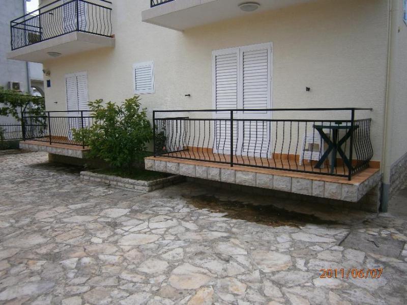 A1(3+1): balcony - 5010 A1(3+1) - Biograd - Biograd - rentals