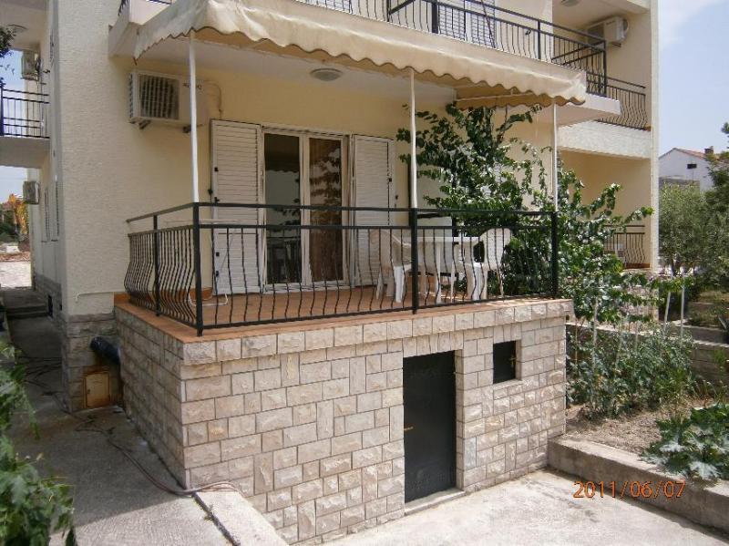 A2(2+2): balcony - 5010 A2(2+2) - Biograd - Biograd - rentals