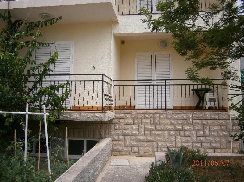 A3(2+2): balcony - 5010 A3(2+2) - Biograd - Biograd - rentals