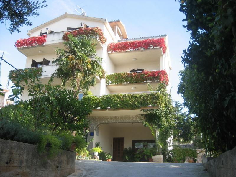 house - 5121  A6(4) - Okrug Gornji - Okrug Gornji - rentals