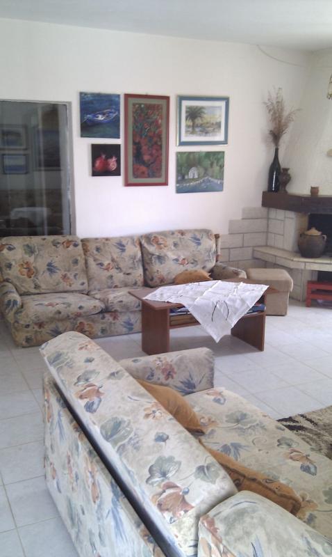 A4(4+4): living room - 00101NECU A4(4+4) - Necujam - Necujam - rentals