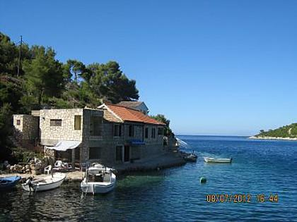 house - 5749  H(7) - Cove Stoncica (Vis) - Cove Stoncica - rentals
