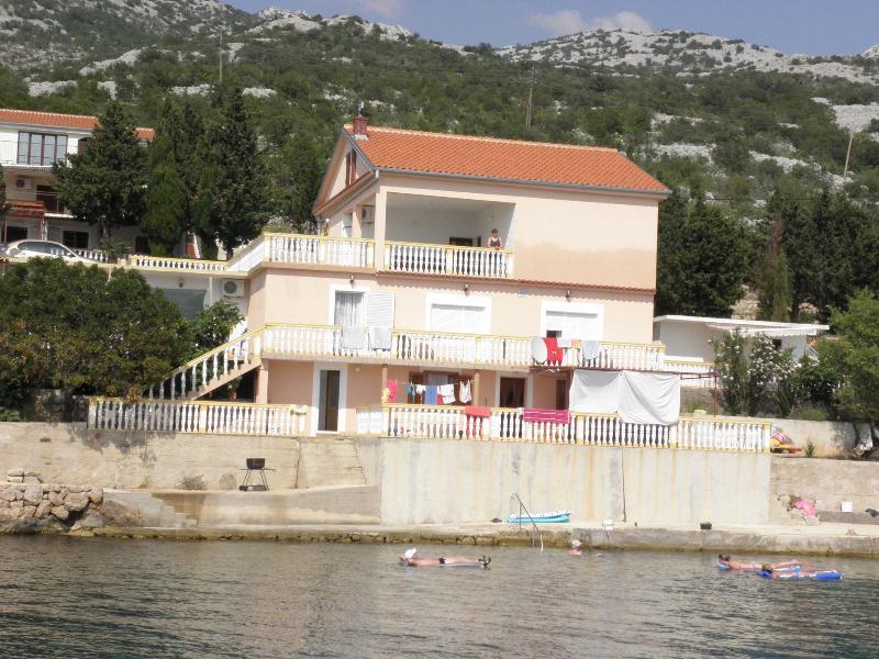 house - 5790  AS4(2) - Lukovo Sugarje - Island Pag - rentals