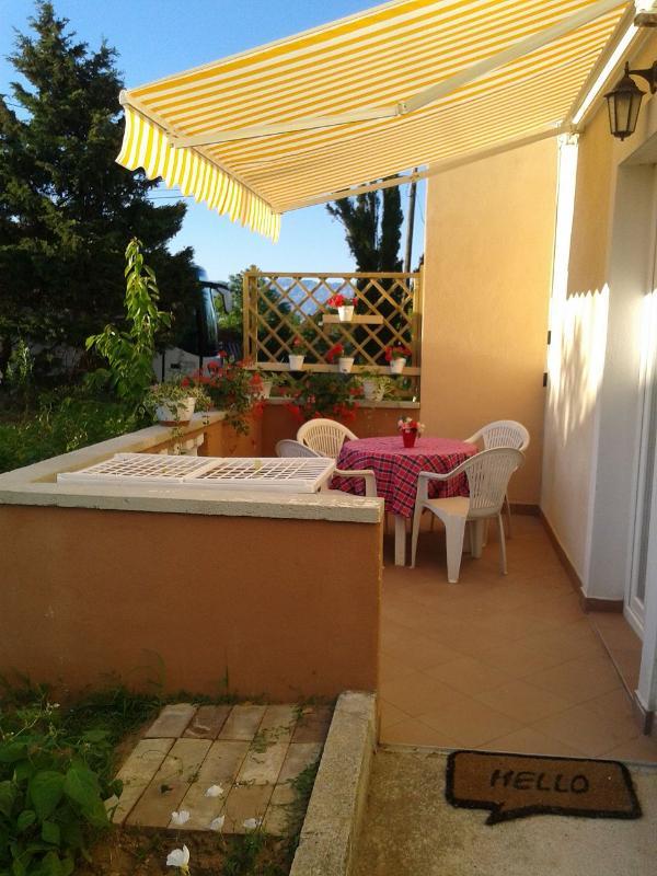 SA1(2+1): terrace - 5975   SA1(2+1) - Nin - Nin - rentals