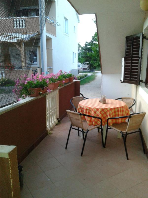 A3(2+2): terrace - 5975   A3(2+2) - Nin - Nin - rentals
