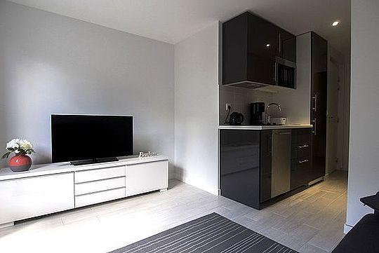 Sejour - 1 bedroom Apartment - Floor area 22 m2 - Paris 2° #20216897 - Paris - rentals