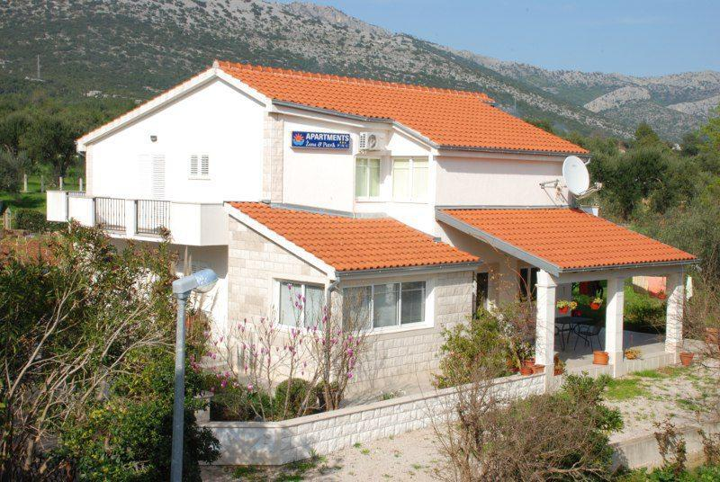 house - 6104 A2_Žana(2+2) - Orebic - Orebic - rentals