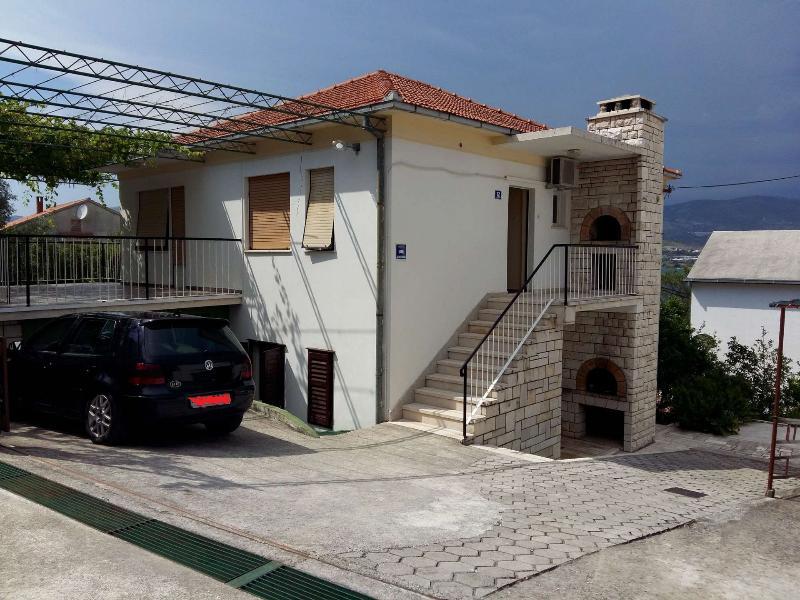 house - 6129 A2 Gornji(4+2) - Mastrinka - Mastrinka - rentals
