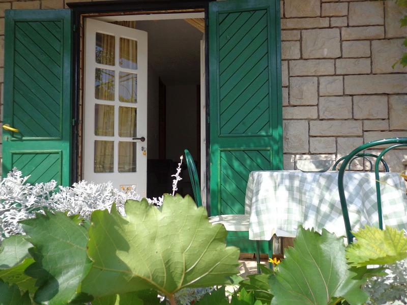 A1(2+1): terrace - 7982  A1(2+1) - Bol - Bol - rentals