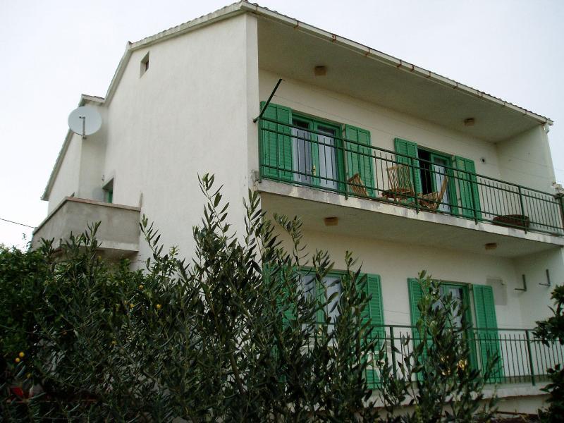 house - 7994 A2(4+2) - Okrug Gornji - Okrug Gornji - rentals
