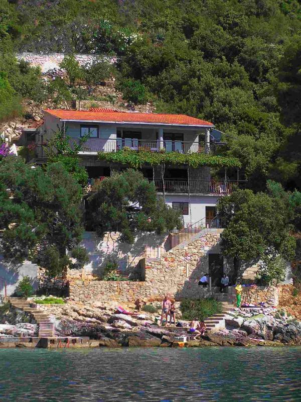 house - 8077  A1(2+2) - Brna - Brna - rentals
