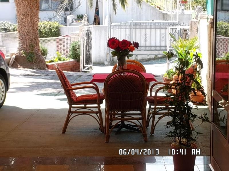 A1-Lido(3+1): garden terrace - 8174  A1-Lido(3+1) - Stobrec - Stobrec - rentals