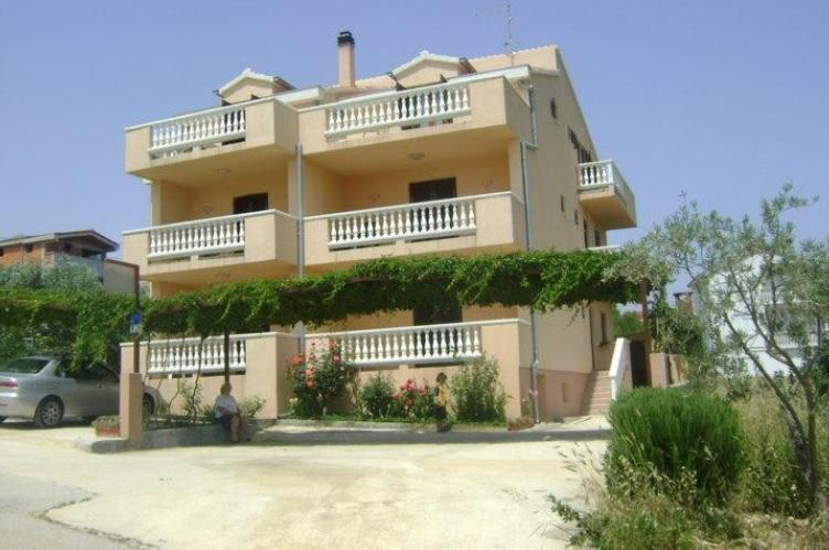 house - Nik A1(4+2) - Biograd - Biograd - rentals