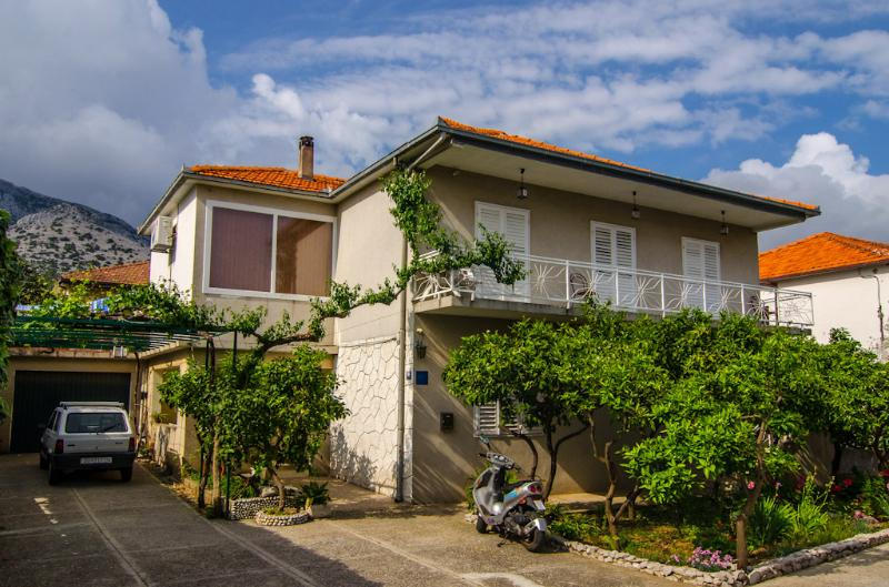 house - 00117OREB A2(2+2) - Orebic - Orebic - rentals