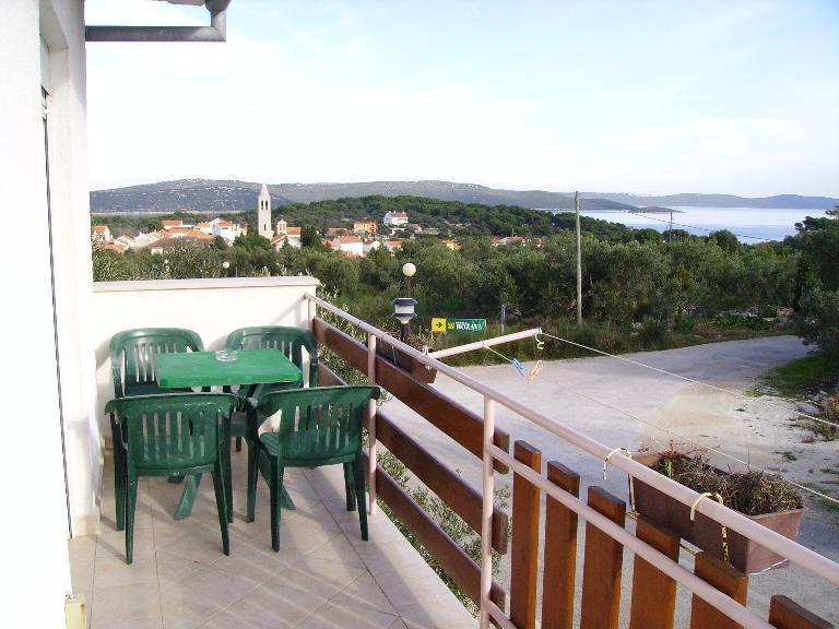 A1(4+1): terrace - 00121BOZA A1(4+1) - Bozava - Bozava - rentals