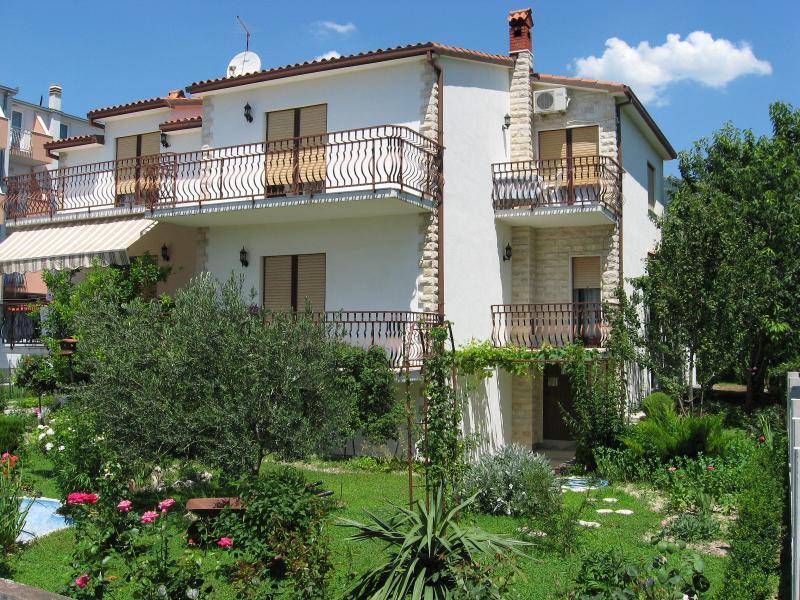 house - 001KLUK A2(2+2) - Kastel Luksic - Kastel Luksic - rentals