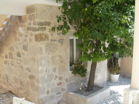 SA5(2): courtyard - 02017OREB SA5(2) - Orebic - Orebic - rentals