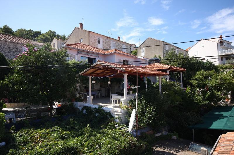 house - 039KORC Red (4+1) - Korcula - Korcula - rentals