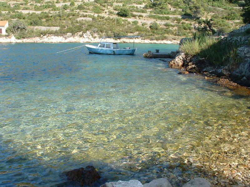 beach - 00104USTO  H(4) - Cove Stoncica (Vis) - Cove Stoncica - rentals