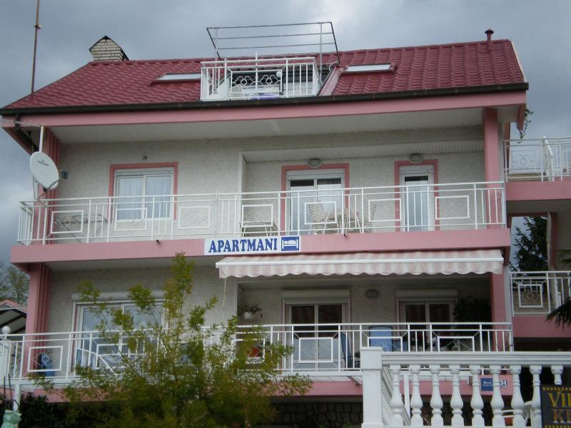 house - 2124  A3 narancasti(2+2) - Crikvenica - Crikvenica - rentals