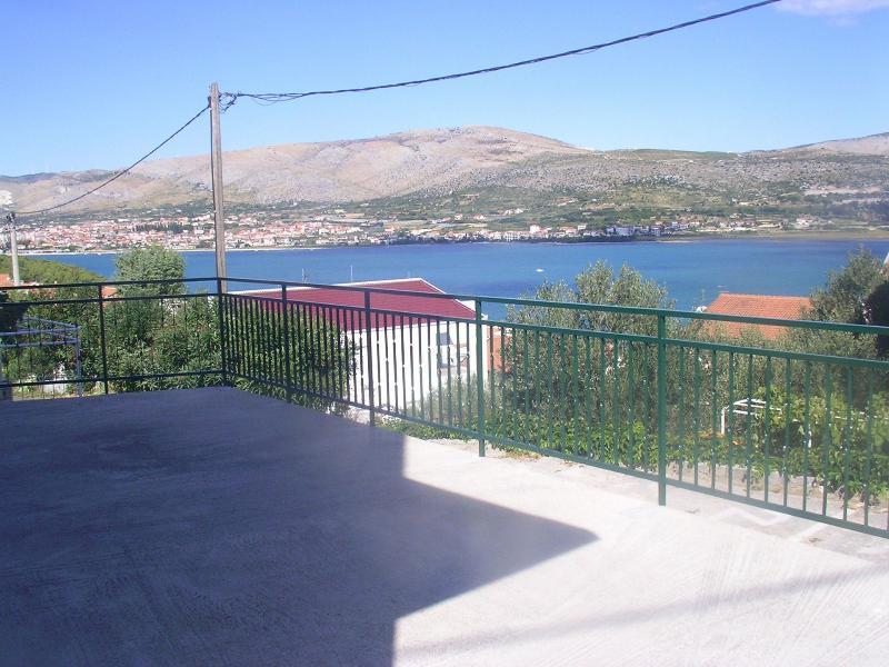 A1(5): terrace - 35047 A1(5) - Mastrinka - Mastrinka - rentals