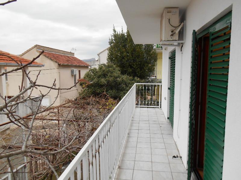 A1(4+1): terrace - 35226 A1(4+1) - Okrug Gornji - Okrug Gornji - rentals